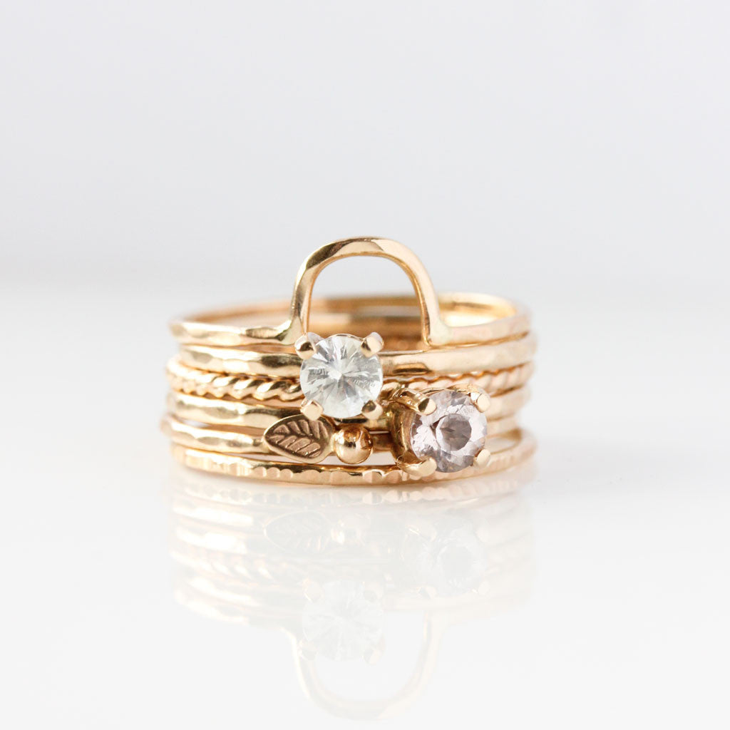 from rings fine diamond rose collection laine thomas promise infinity jewelry gold ring