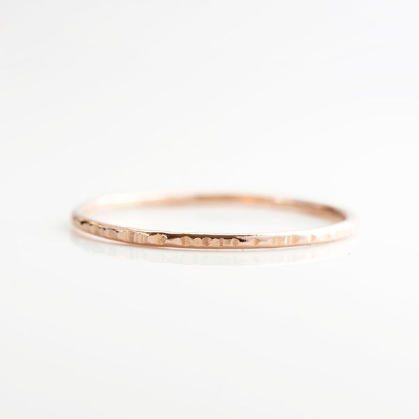 14k Gold Woodland Ring