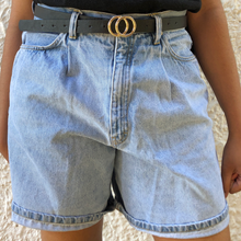 Load image into Gallery viewer, 1990s Denim Jean Shorts