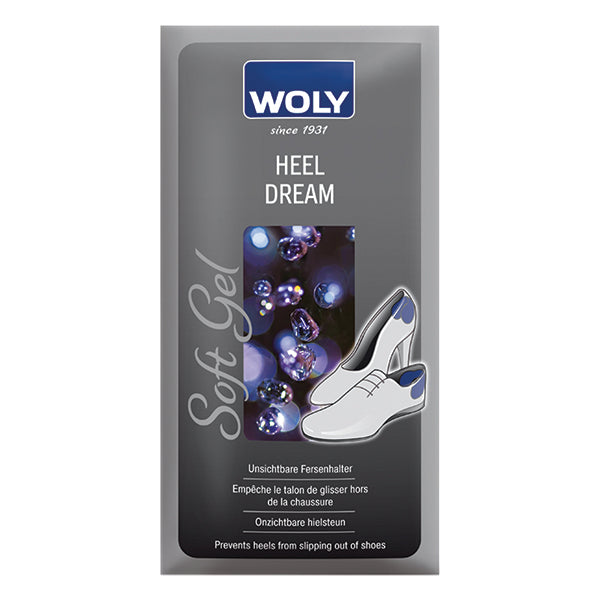 WOLY Heel Dream Gel Heel Grip