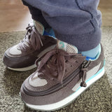PRE ORDER Kids Grey/Mint BILLY Joggers