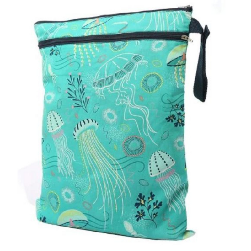 Double Pocket Wet Bag