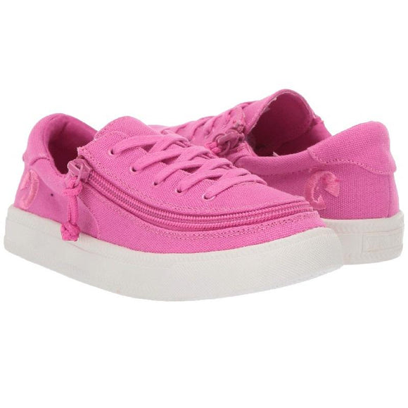 Kid's Pink Raspberry BILLY Classic Lace Low