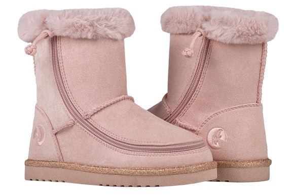 Kid's Blush Billy Cozy Boots