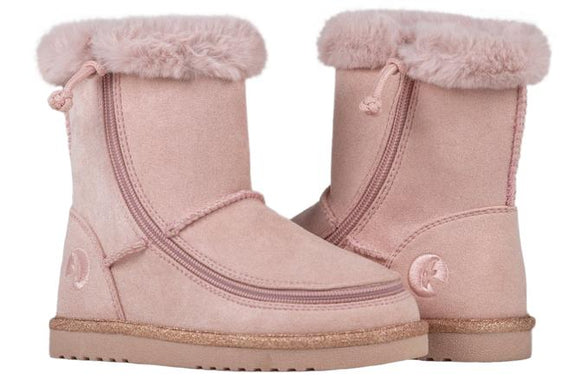 Toddler Blush Billy Cozy Boots
