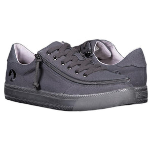 Men's Black to the Floor BILLY Classic Lace Low