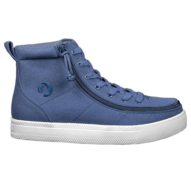 Men's Navy BILLY Classic Lace High