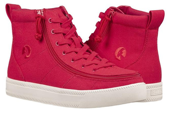 Men's Red BILLY Classic Lace High