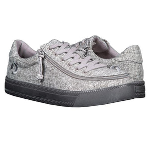 Men's Charcoal BILLY Classic Lace Low
