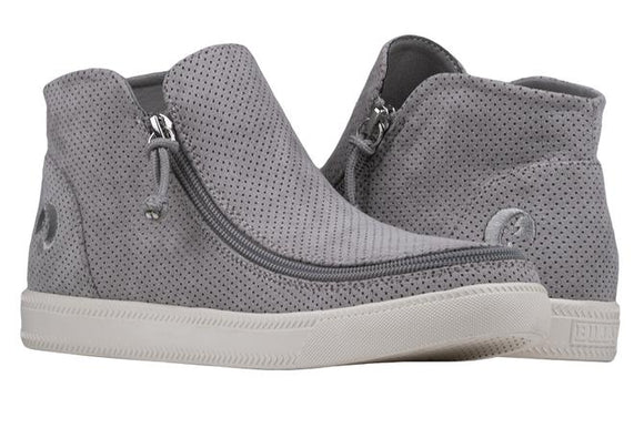 Women's Grey BILLY Sneaker Mid Top