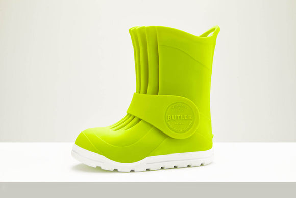 Butler Macaroni tall all weather boot - Lime (limited stock)