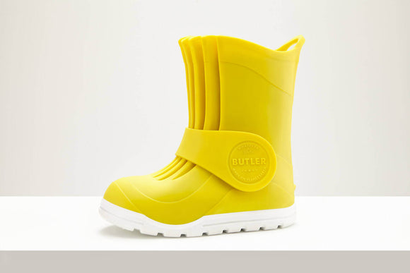 Butler Macaroni tall all weather boot - Yellow