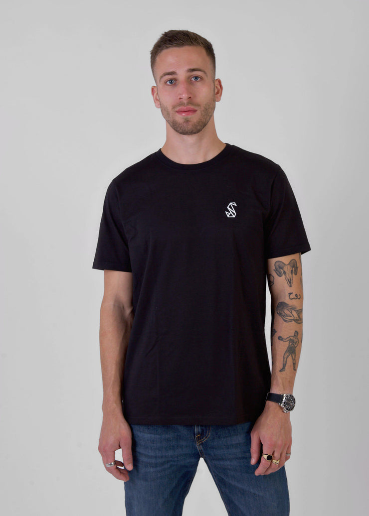 Men's MOUNTAIN Long T-Shirt-SWAN