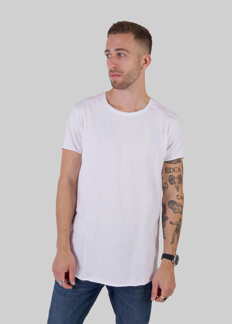 Men's PENGUIN Long T-Shirt-SWAN