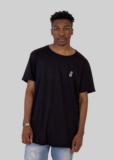 Men's SWAN Long T-Shirt-SWAN