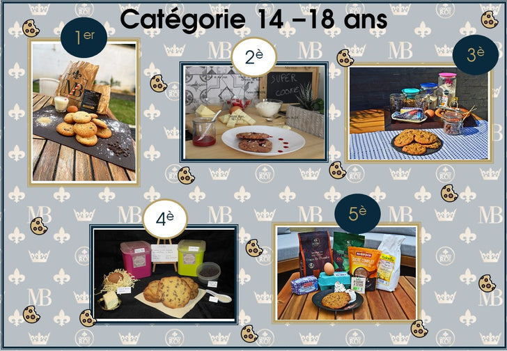 Concours SUPER COOKIE 2020 !