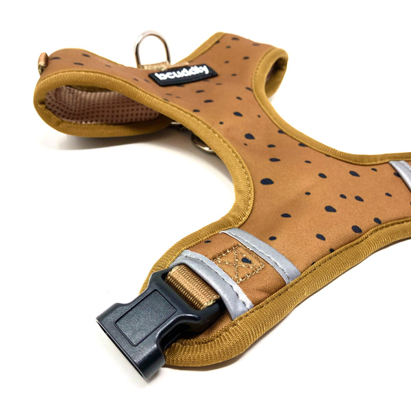 Control Dog Harness - Chill Cheetah