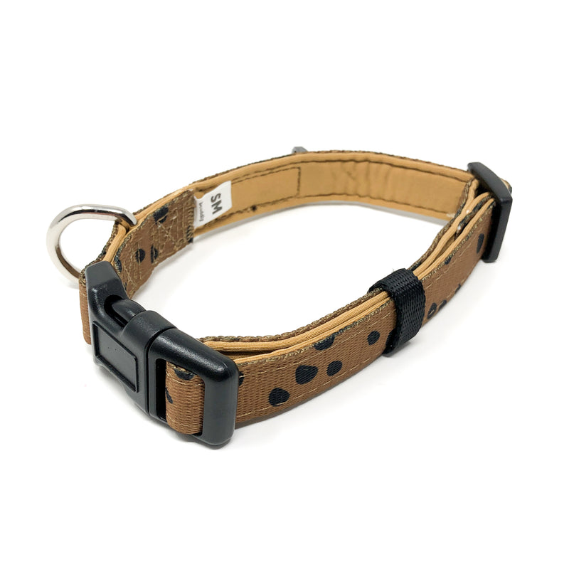 Dog Collar - Chill Cheetah