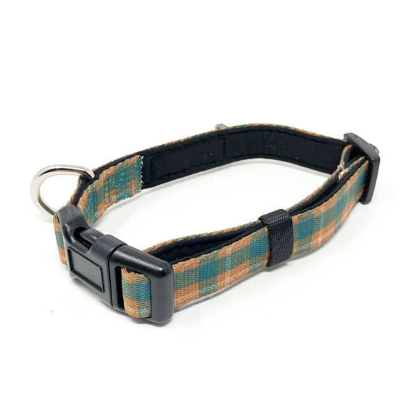 Dog Collar - Cozy Plaid
