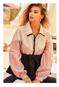Neopolitan Ice Cream Jacket