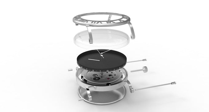 Horizon Timepiece-Stealth Automatic