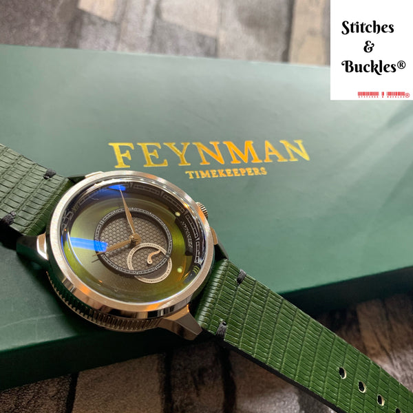Feynman 'ONE' Olive (Dealer Exclusive)