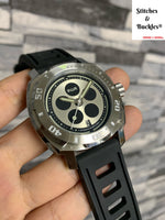 RVLVR AD5 (SILVER) AUTOMATIC 44MM