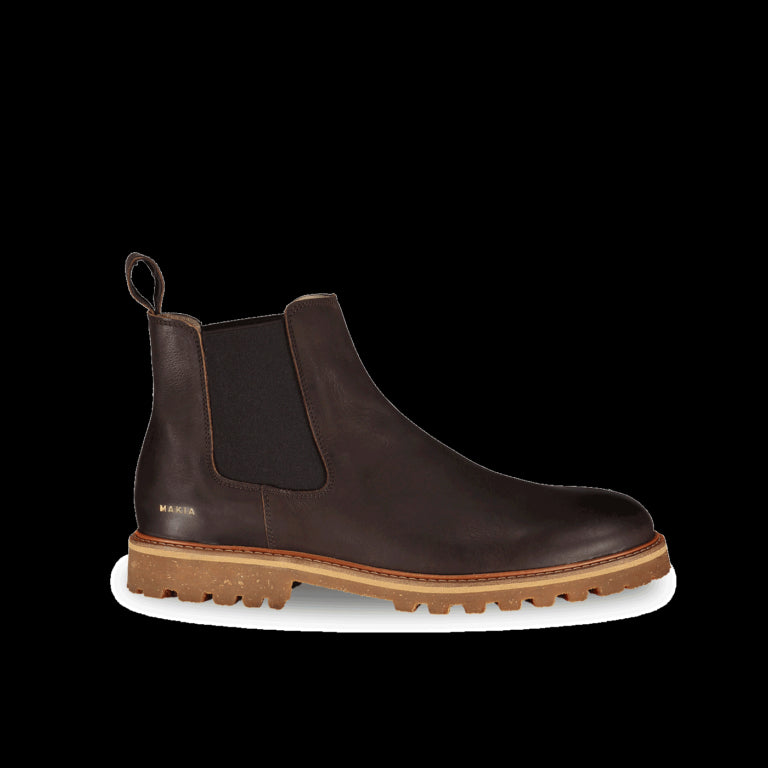 Stivaletto Makia Distrit Boot Marrone