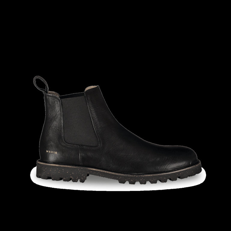 Stivaletto Makia Distrit Boot Nero