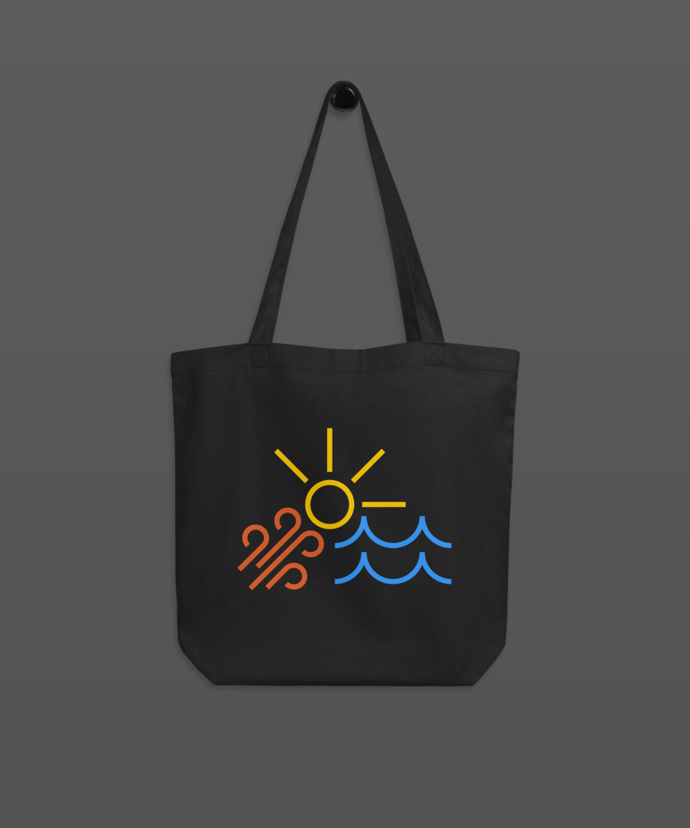 Sunshine eco tote bag