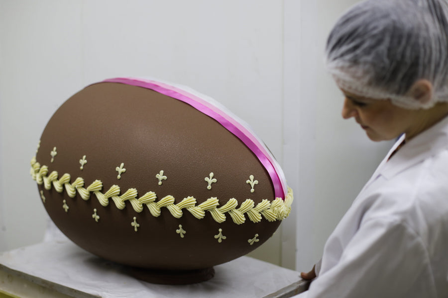 Giant Easter Egg Competition!!!