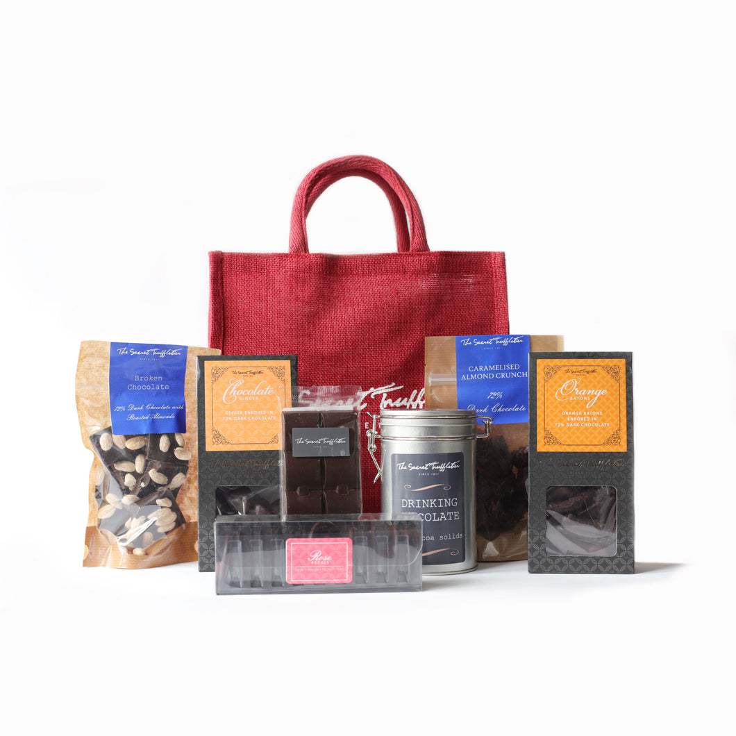The Dark Chocolate Lovers Hamper