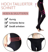 Afbeelding in Gallery-weergave laden, Warme winter dameslegging