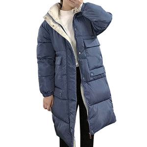 Hooded Oversize Winterjas