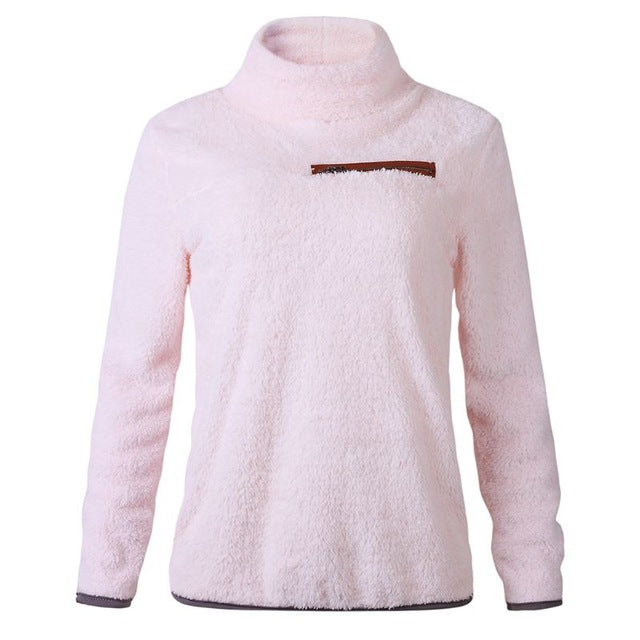 TIRZA Fluffy Pullover