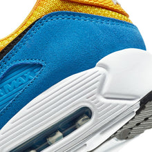 Load image into Gallery viewer, Nike Air Max 90 University Gold Battle Blue