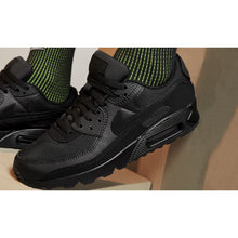 Load image into Gallery viewer, Nike Air Max 90 Black/Black