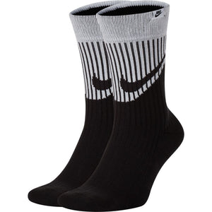 Nike SNKR Sox Black Grey