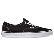 Load image into Gallery viewer, Shop for Vans Authentic Black/White at Waterman Supply Co, Austin Texas.