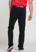 Load image into Gallery viewer, Get Volcom Solver Modern Fit Jeans Blackout at Waterman Supply Co Austin Texas