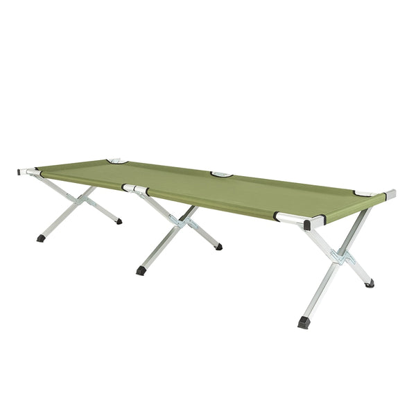 RHB-03A Portable Durable Folding Camping Cot With Carrying Bag