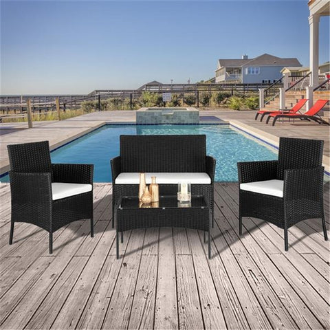 4 pc.outdoor furniture