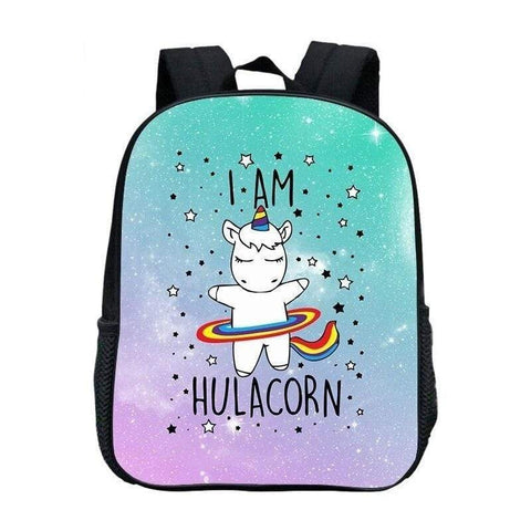Cartable Licorne I Am Hulacorn