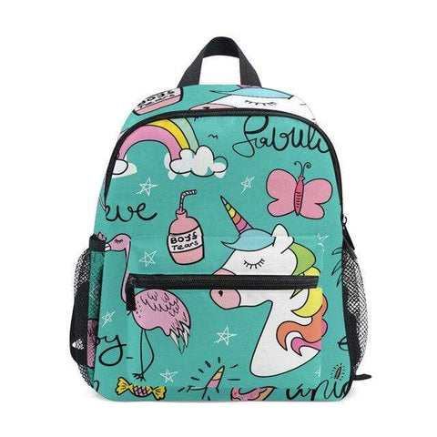 Cartable Licorne Boys Tears