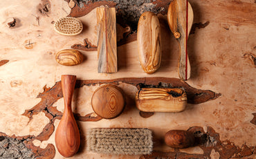 Wooden hair brushes and their benefits | DATA