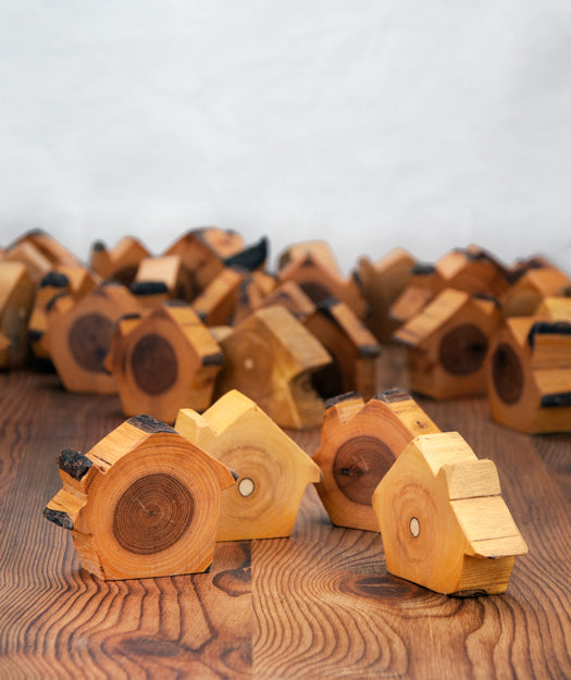 Wooden Toy | Small dome