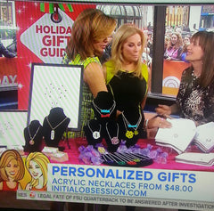 The Today Show personalized gifts