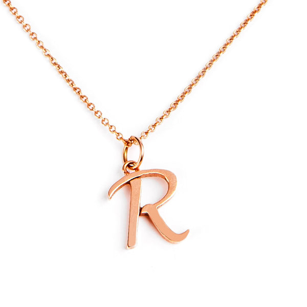 Grey Lee Designs Sterling Silver Initial Necklace Apparel & Accessories > Jewelry > Necklaces - 2