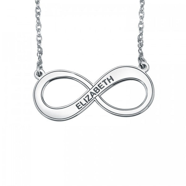 Infinity Name Necklace Apparel & Accessories > Jewelry > Necklaces - 2
