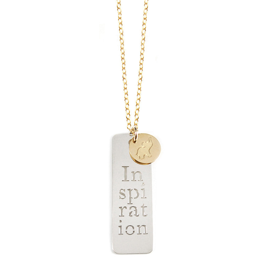 Miriam Merenfeld Personalized Inspiration Necklace Apparel & Accessories > Jewelry > Necklaces